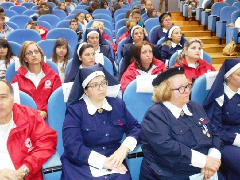 Την επέτειο της 28ης Οκτωβρίου τίμησαν σήμερα στο χώρο του Π.Θ. μαθητές σχολείων του Βόλου