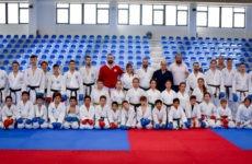Προπονητική Ημερίδα Αγωνιστικού Καράτε στο Κλειστό Γυμναστήριο Αγριάς