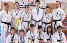 Μετάλλια για τους αθλητές της Ακαδημίας