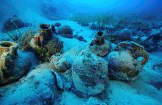 58 αρχαία ναυάγια βρέθηκαν στον βυθό των Φούρνων