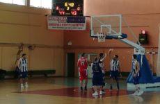 Με 78 – 77 ηττήθηκε στην Κέρκυρα η Νίκη Βόλου