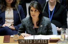 Διεθνείς αντιδράσεις για την παραίτηση της πρέσβειρας των ΗΠΑ Νίκι Χέιλι