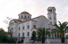Με τιμές η μνήμη του Πολιούχου Αλμυρού Αγίου Δημητρίου και της Εθνικής Επετείου