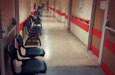 Διακομιδή 63χρονου στο Nοσοκομείο Βόλου