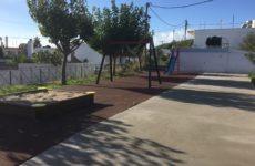 Παρεμβάσεις αναπλάσεων τριών παιδικών χαρών του Δήμου Αλοννήσου