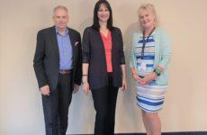 Συνάντηση υπουργού Τουρισμού Έλενας Κουντουρά με την Ταξιδιωτική Ένωση Ασίας- Ειρηνικού PATA
