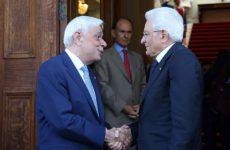 Ιταλική συγγνώμη από Ματαρέλα για τον πόλεμο του '40