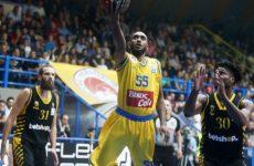 Α1 Μπάσκετ: Σπουδαία νίκη για το Περιστέρι κόντρα στην ΑΕΚ