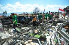 Τραγικός απολογισμός στην Ινδονησία: Στους 1.234 οι νεκροί από τον σεισμό