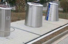 Νέο σύστημα υπόγειων κάδων στον Δήμο Ζαγοράς – Μουρεσίου