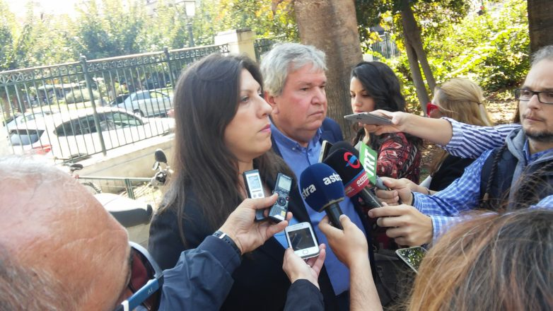 Ζωή Κωνσταντοπούλου: Έγκλημα κατά των πολιτών ο πλειστηριασμός πρώτης κατοικίας