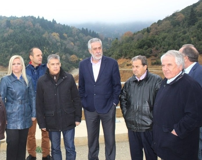 Χρηματοδότηση έργων αγροτικής οδοποιίας στο Δήμο Αλμυρού