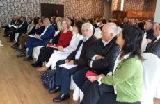 O συντονιστής Νικόλαος Ντίτορας σε ημερίδα για τον Κλεισθένη στα Ιωάννινα