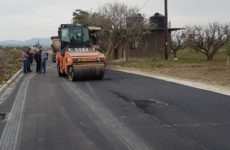 Κατασκευή της περιφερειακής οδού Στεφανοβικείου από την Περιφέρεια Θεσσαλίας