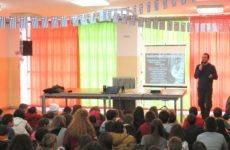 Ενημερωτικές διαλέξεις σε σχολεία του Βόλου για την ασφαλή πλοήγηση στο διαδίκτυο