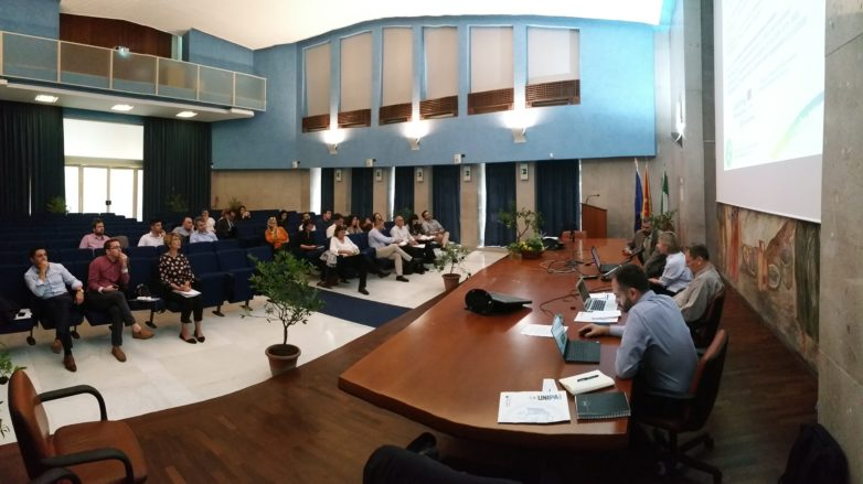 Συμμετοχή  της Περιφέρειας Θεσσαλίας σε συνάντηση του έργου ENERNETMOB