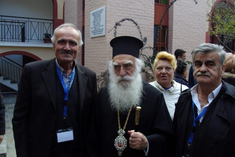 Βελεστινιώτες στην πρώτη γιορτή του Αγίου Ιακώβου