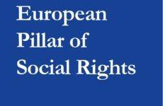 Ευρωπαϊκός πυλώνας κοινωνικών δικαιωμάτων
