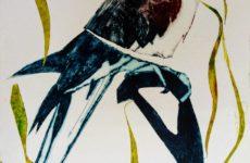 Έκθεση έργων της χαράκτριας Τζίνας Δελλασούδα στον χώρο τέχνης « δ. »