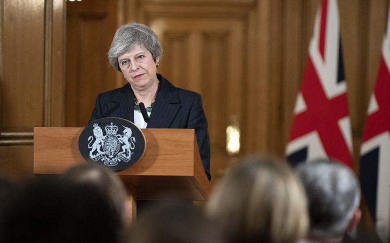 Brexit: Συγκεντρώθηκαν οι 48 επιστολές για την κατάθεση πρότασης μομφής κατά της Μέι