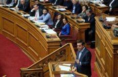 Τσίπρας: Οι βουλευτές θα σταθούν στο ύψος της συνείδησής τους