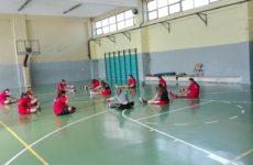 Εκδήλωση ακαδημιών κορασίδων τμήματος μπάσκετ