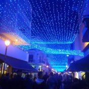 Χριστουγενννιάτικο ηχόχρωμα αποκτά η πόλη του Βόλου