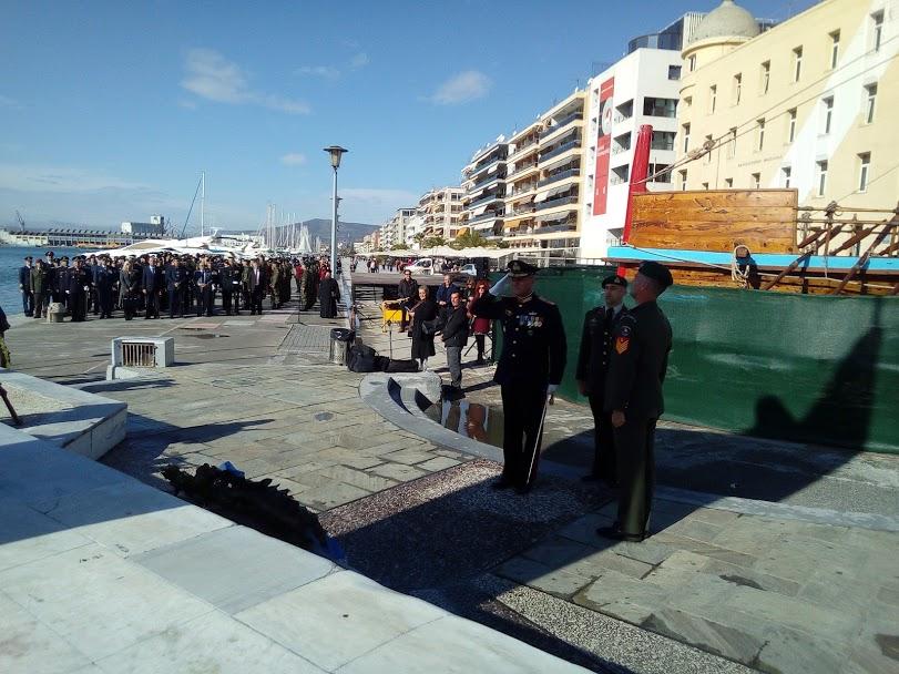 H Ημέρα Ενόπλων Δυνάμεων τιμήθηκε  στο Βόλο