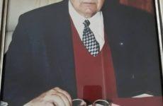 «Έφυγε» από τη ζωή ο παλαιός πρόεδρος της Διοικούσας Επιτροπής του Π.Θ. Ιωάννης Γεωργάτσος