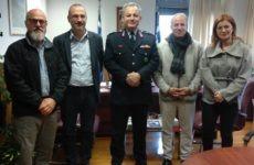 Στη ΓΕΠΑΔ Θεσσαλίας εκπρόσωποι της γαλλικής πρεσβείας στην Ελλάδα και του Γαλλικού Ινστιτούτου