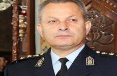 """Υποστράτηγος  ο """"Θεσσαλάρχης"""" της Αστυνομίας Βασ. Καραπιπέρης"""