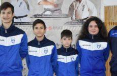 Η Ακαδημία στο 27o Διεθνές Τουρνουά «Tatami Cup» και στο Ευρωπαικό Πρωτάθλημα Shinkyokushinkai στη Βουδαπέστη