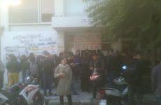 Διαμάχη μερίδας φοιτητών με καθηγητές του τμήματος Ηλεκτρολόγων Μηχανικών