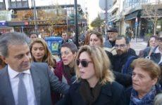 Συγκίνηση και ικανοποίηση για την απελευθέρωση της Δήμητρας Τσιαντάκη στο Εφετείο Λάρισας