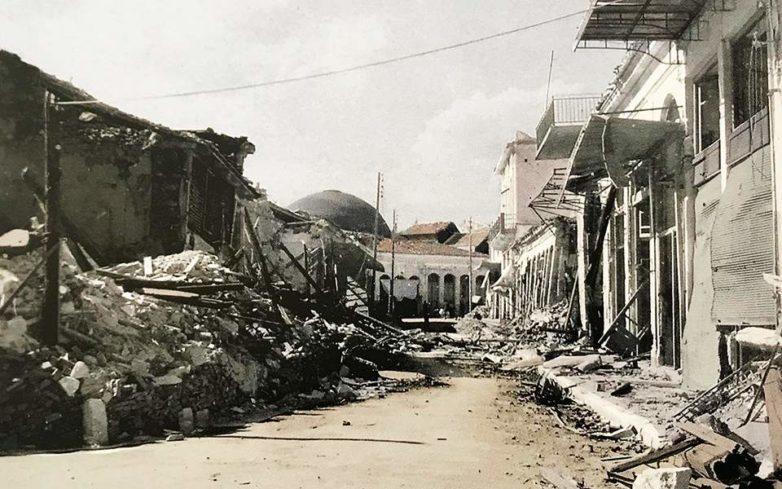 Λάρισα, 1941-1944: Η μνήμη της πόλης μέσα από φωτογραφίες