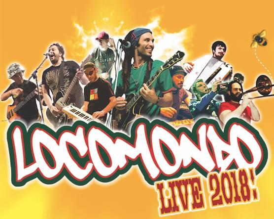 Oι Locomondo live στο Βόλο