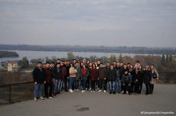 Στο Ε' Ευρωπαϊκό Μαθητικό Συνέδριο «Ρήγας -220 χρόνια από το Θάνατό του» οι μαθητές του ΓΕΛ και ΕΠΑ.Λ. Βελεστίνου