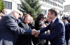 Μητσοτάκης: «Η χώρα δεν έχει ανάγκη αχρείαστες προσλήψεις στο δημόσιο, αλλά ένα εθνικό αναπτυξιακό σχέδιο»