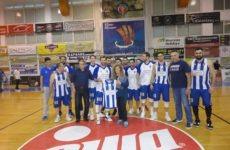 Παρουσίαση φανέλας, ρόστερ και χορηγών της ανδρικής ομάδας μπάσκετ της Νίκης Βόλου