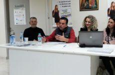 Δράσεις του ΙΜΕ και του ΚΕΚ της ΓΣΕΒΕΕ για τα πρωτοβάθμια σωματεία της ΟΕΒΕ Μαγνησίας