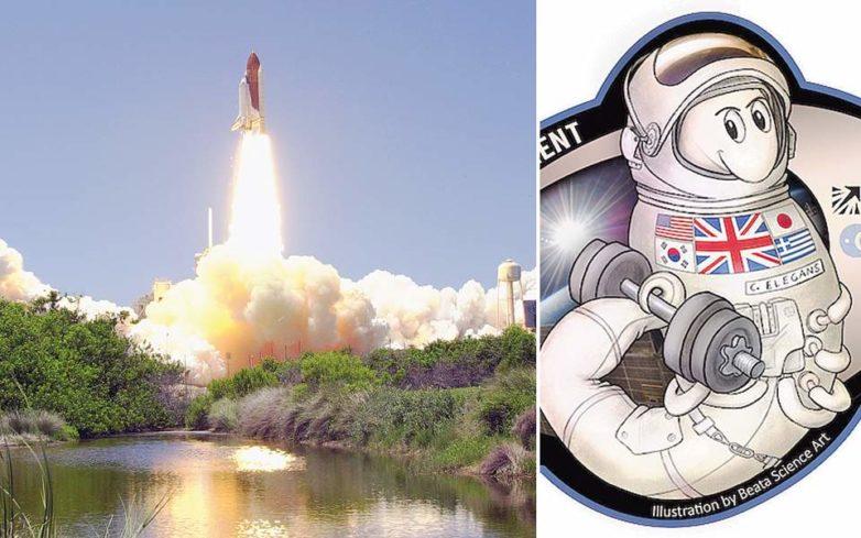 Διαστημική αποστολή για 200.000 σκουλήκια!