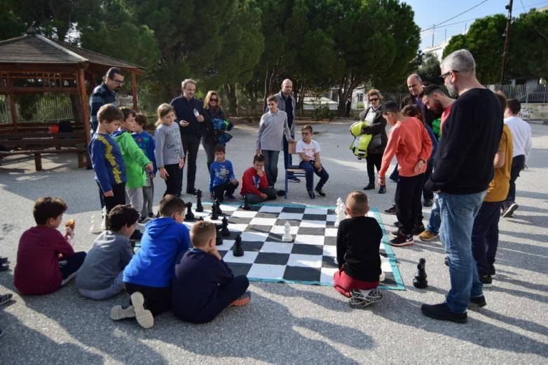 Το 8ο Μαθητικό Τουρνουά Σκακιού Αγριάς