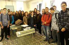 Επίσκεψη μαθητών στην έκθεση για τον «Φεμινισμό»
