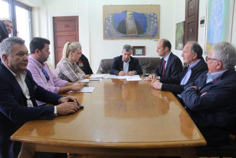 Συμβάσεις έργων 4,5 εκατ. ευρώ για τη Μαγνησία υπέγραψε ο περιφερειάρχης Θεσσαλίας