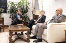 Στα ψηφοδέλτια της ΝΔ Πέτρος Τατσόπουλος και Αντώνης Πανούτσος