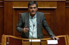 Τσακαλώτος: Η πλειονότητα των διατάξεων του νόμου Κατσέλη θα ισχύσει και το 2019