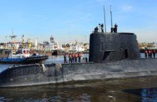 Αργεντινή: Εντοπίστηκε μετά από έναν χρόνο και μία ημέρα το υποβρύχιο που εξαφανίστηκε στον Ατλαντικό