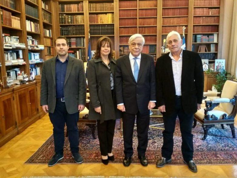 Στον Πρόεδρο της Ελληνικής Δημοκρατίας ο συνεταιρισμός Zagorin