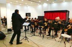 Κέρδισε τις εντυπώσεις με Αλέξανδρο Παπαρίζο, η Κιθαριστική Ορχήστρα Βόλου – Μαγνησίας