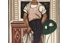 Έκθεση έργων του κορυφαίου χαράκτη Α.Τάσσου στο Βόλο